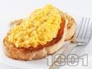 Рецепта Яйчен пастет със сирене